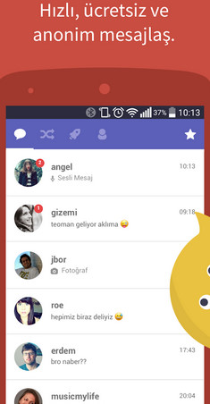 Connected2.me Anonim indir
