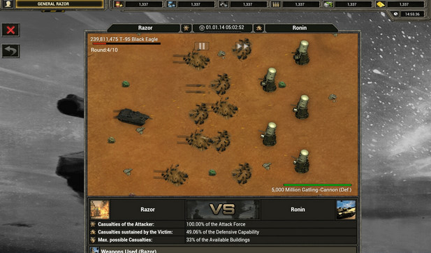 Android Strateji Oyunu Desert Operations indir