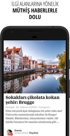 Flipboard Android Online Dergi indir