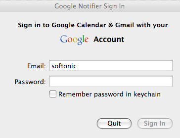 notifier google