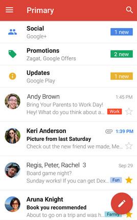 Gmail Google E-Posta Programı indir