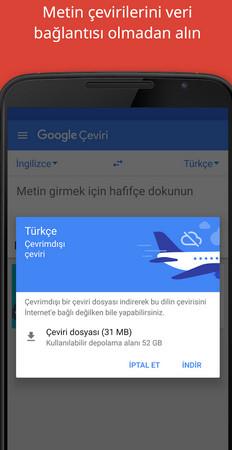 Google Translate Android indir